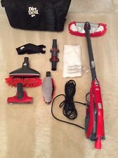 Dirt Devil 360 Reach Pro Cyclonic Hand Vac With Carry Bag And ALL The Attachment