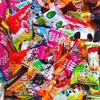 Japanese Candy Dagashi Chocolate, Gummy, Cookie Set 250g Meiji Morinaga