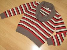 Polo Neck Petite Striped Jumpers & Cardigans for Women