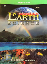 Holt, Rinehart, & Winston: Modern Earth Science: Study Guide