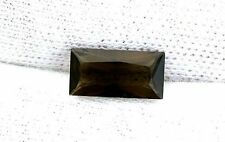 10x5 10mm x 5mm Baguette Princess Rectangle Rich Smoky Quartz Gemstone Gem Stone