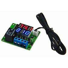 Dc 12v Digital Thermostat Module 4ampx2109 To 212ampx2109 Fahrenheit Temp Display