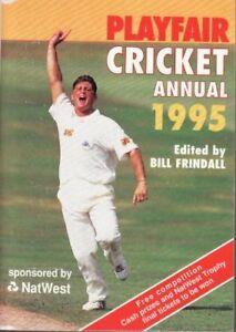 Playfair Cricket Annual 1995,Bill Frindall