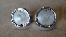 Dodge Coronet Royal Lancer Front Turn Signal Lights 55 56