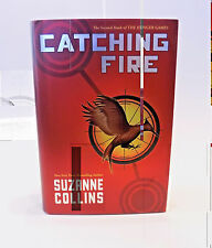 """The Hunger Games """"Catching Fire"""" (Part 2) Suzanne Collins (1st Ed.) 2009 (HC/DJ)"""