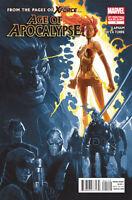 Age of Apocalypse #1 2nd Print Comic Book - Marvel