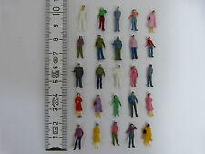 100 Stück Figuren H0 1:87  NEU