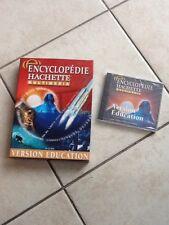 encyclopedie hachette version education pour pc et mac
