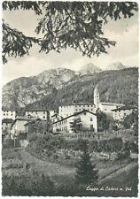 LAGGIO DI CADORE m.944 - VIGO (BELLUNO) 1957