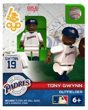 TONY GWYNN #19 SAN DIEGO PADRES HALL OF FAME G3LE OYO MINIFIGURE NEW