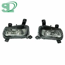 Front Fog Lights LEFT & RIGHT PAIR For Hyundai IX35 2018-2020