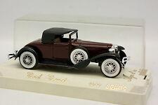 Solido 1/43 - Cord Coupe Claret