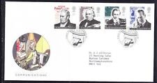 Great Britain 1995 - Communications First Day Cover 340c London to Burton