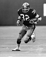 1976 Pittsburgh Steelers FRANCO HARRIS Glossy 8x10 Photo Football Print Poster