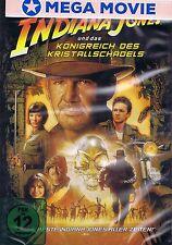DVD - Indiana Jones und das Königreich des Kristallschädels - Harrison Ford