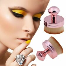 Facial Foundation Makeup Blush Round Concealer Body Palm Brush Portable Cosmetic