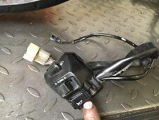 Honda CBR600RR 05-06 izquierda bicicleta de los controles de interruptores Disyuntores rompiendo Repuestos