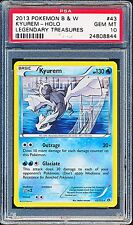 Kyurem Holo 43/113 Pokemon B&W Legendary Treasures PSA 10 GEM MINT!!!