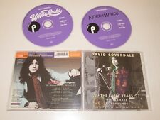 DAVID COVERDALE/ WHITESNAKE + NORTHWINDS (Purple Records Pur 340d) 2xcd Álbum