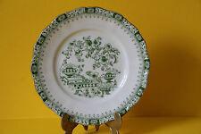 Seltmann Weiden Theresia China Grün  Kuchenteller Teller  19,5 cm