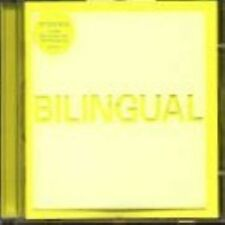 Pet Shop Boys Bilingual CD 12 Track UK Parlophone 1996