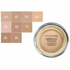 Max Factor Miracle Touch Liquid Illusion Foundation 11.5g Choose From 9 Shades 75 Golden