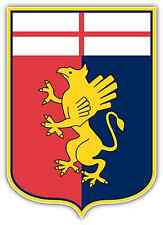 "Genoa CFC FC Italy Football Soccer Car Bumper Window Sticker Decal 4""X5"""