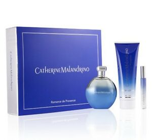 Catherine Malandrino Romance de Provence 3PC Gift Set ( $183 VALUE )