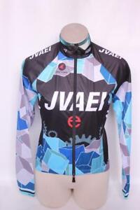 New Pactimo Breckenridge WX-D Women's Wind Jacket Cycling Bike Blue Black Small