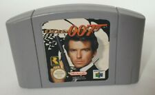 NINTENDO 64 N64 GAME CARTRIDGE GOLDENEYE JAMES BOND 007 OO7 GOLDEN EYE SHOOTER