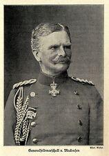 1914 Kampf in Russisch-Polen * Generalfeldmarschall von Mackensen *  WW1