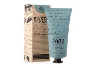 New MOR Correspondence Hand Cream Cyclamen Tuberose High Anti Ageing Argan Oil