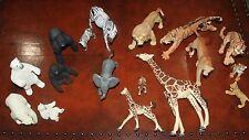 Vintage Safari Ltd Lot (19!) Early 1990's Educational Toys/ Animal Figures