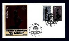 GERMANY - GERMANIA REP. FED. - 1974 - Europa