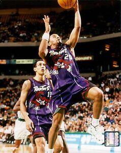 Damon Stoudamire Toronto Raptors Licensed NBA Unsigned Glossy 8x10 Photo C
