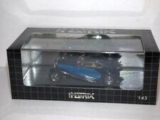 Matrix Bugatti Type 46 Superprofile Coupe 1930 Blue/Black Ref MX40205-012