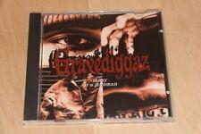 RARE PROMO - GRAVEDIGGAZ - Diary of a Madman / No Courtroom 5 Tracks 1994 CD
