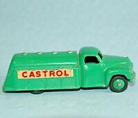Dinky Toys MECCANO England original #30pa STUDEBAKER OIL TANKER 'CASTROL' 1954