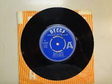 "JAMIE LEE & THE ATLANTICS:In The Night-Little Girl In Blue-U.K. 7"" 63 Decca Demo"