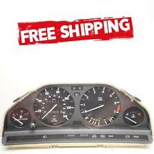 1984 1986 BMW E30 318i 325e Instrument Gauge Cluster Speedometer