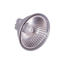 Nelson 10W 12V Clear Aluminium Back Halogen Lamp