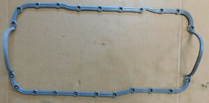 McCord CS2784M Rubber/Steel Oil Pan Gasket For 1987-95 Ford 5.0L 302 CID V8 Cyl