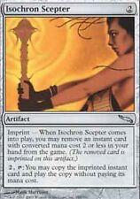 *MRM* FRENCH Sceptre isochronique - Isochron scepter MTG Mirrodin