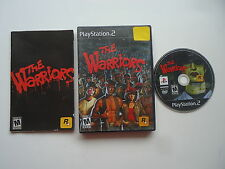 The Warriors - Sony Playstation 2 PS2 - Complete In Box