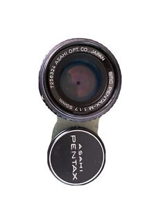 Pentax M SMC 50mm F1.7 Lens