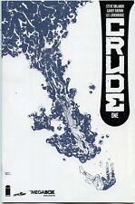 Crude #1 Megabox Exclusive Variant Cover Image Comics Skybound Steve Orlando