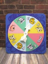 Littlest Pet Shop LPS Hideaway Haven Board Game Replacement Spinner Part Only