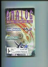 Kevin J Anderson Club Masquerade Novella Signed Autograph Analog Sci Fi Magazine