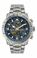 Citizen Eco-Drive Men's Promaster Skyhawk A-T Titanium Bracelet Watch L25-1018YJ