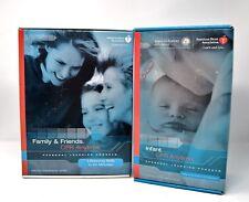 Family & Friends + Infant CPR Anytime-Manikin DVD Kit American Heart Association
